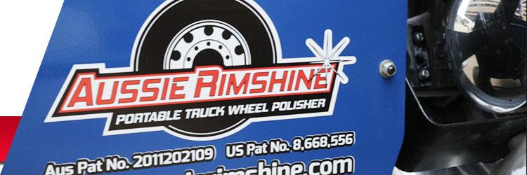 rimshine machine